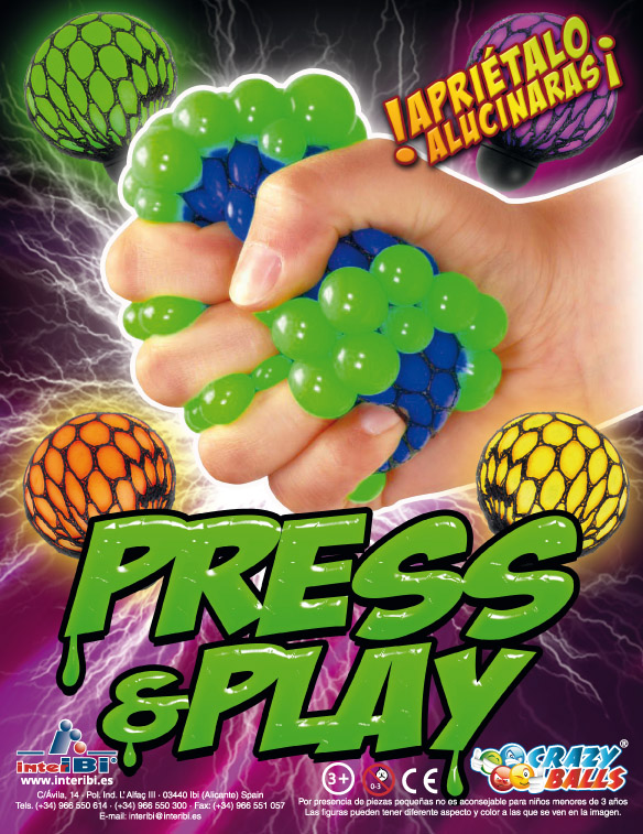 Press & Play - Happy Boys
